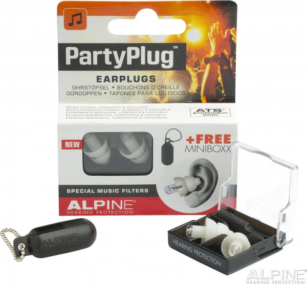 Party Plug - Dopuri de urechi pt. petrecareti 1