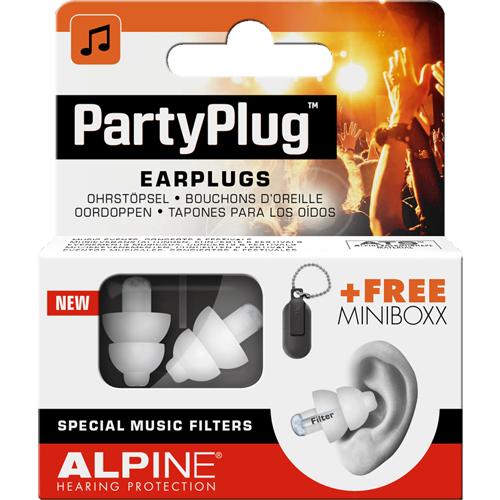 Party Plug - Dopuri de urechi pt. petrecareti 0