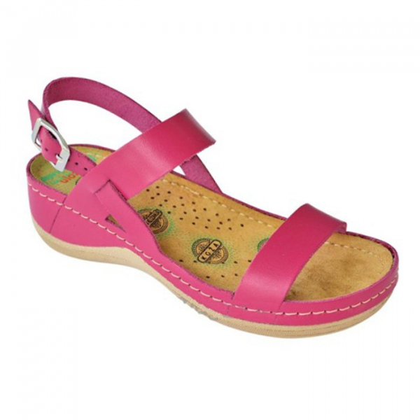 Sandale Leon 920 pink - dama 0