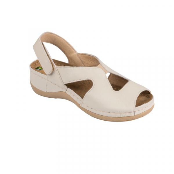 Sandale Leon 924 beige - dama 0