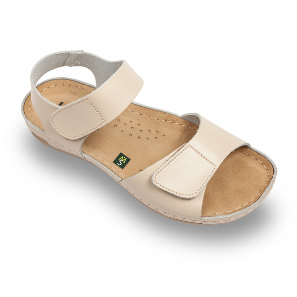 Sandale Leon 963 beige - dama 0