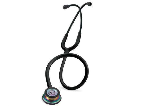 Stetoscop Littmann® Classic III™ editie special - black rainbow (32308) 0