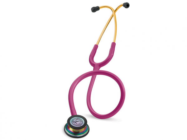 Stetoscop Littmann® Classic III™ editie speciala - raspberry rainbow (32312) 0