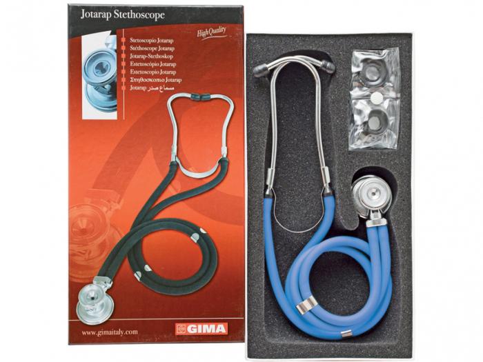 Stetoscop rappaport 5in1 Gima- albastru deschis (32585) [0]