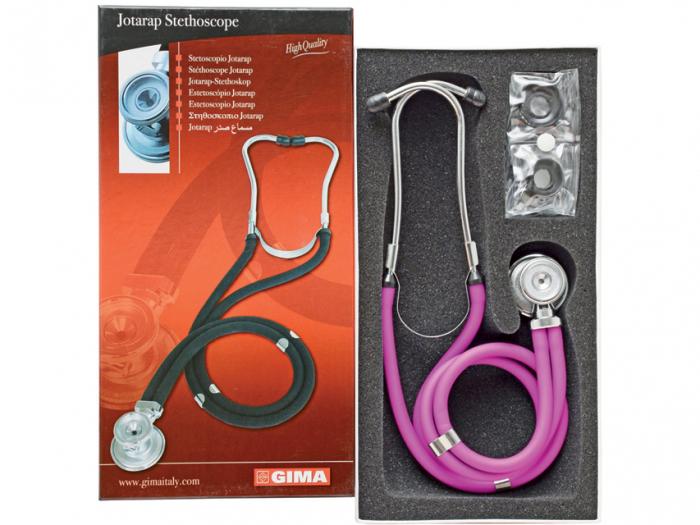 Stetoscop rappaport 5in1 Gima - fuxia (32586) [0]