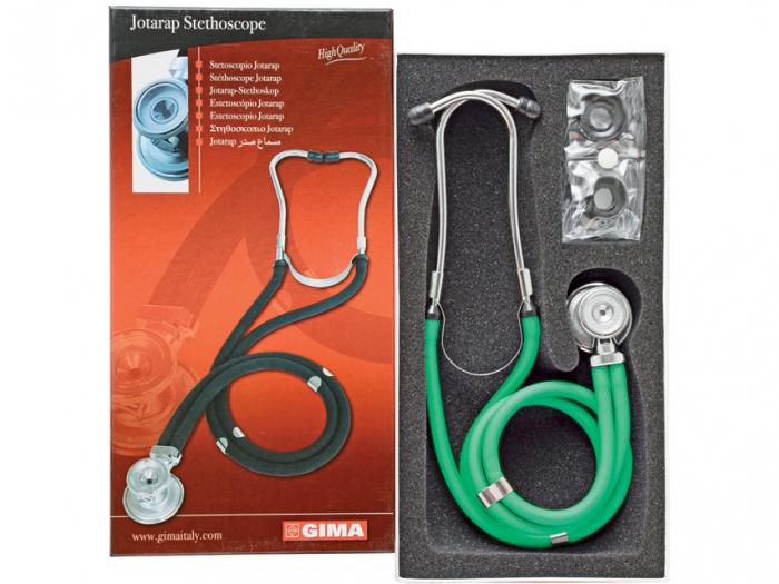 Stetoscop rappaport 5in1 Gima - verde deschis (32583) [0]