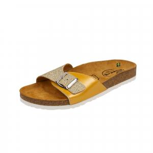 Papuci Medi+ Ena 31 malibu yellow - dama0