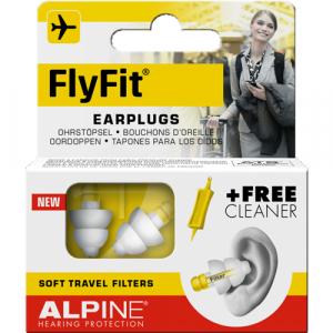 Fly Fit - Dopuri de urechi pt. calătorii0