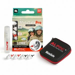 Moto Safe Pro - Dopuri de urechi pt. motociclişti0