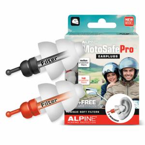 Moto Safe Pro - Dopuri de urechi pt. motociclişti2