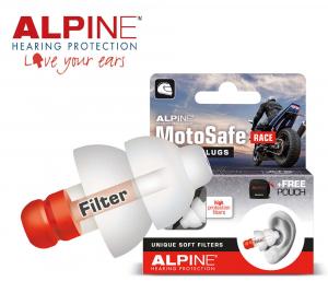 Moto Safe Race - Dopuri de urechi pt. motociclişti [3]