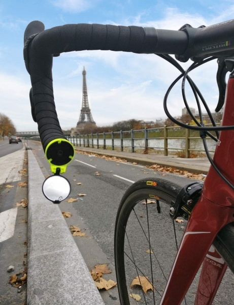 Oglinda de cursiera/bicicleta de sosea CORKY 0