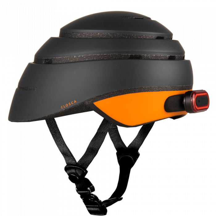 Casca de protectie pliabila pentru bicicleta Closca Loop Light Kit [2]