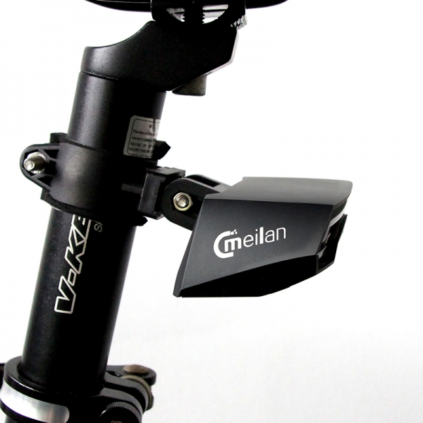 lumini bicicleta semnalizator bicicleta wireless meilan x5 12