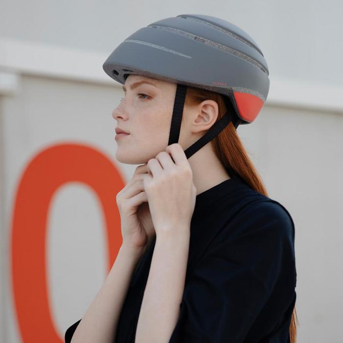 Cască de protecție pliabilă pentru bicicletă Closca Loop [3]