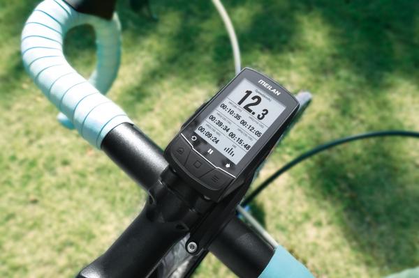 Ciclocomputer bicicleta Meilan M1 GPS 5