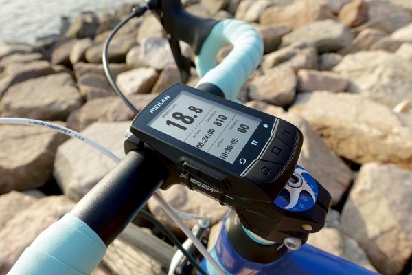 Ciclocomputer bicicleta Meilan M1 GPS 2