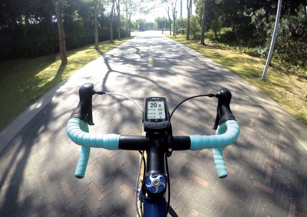 Ciclocomputer bicicleta Meilan M1 GPS 1