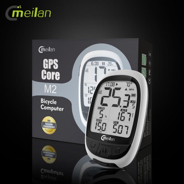 Ciclocomputer cu GPS Meilan M2 6