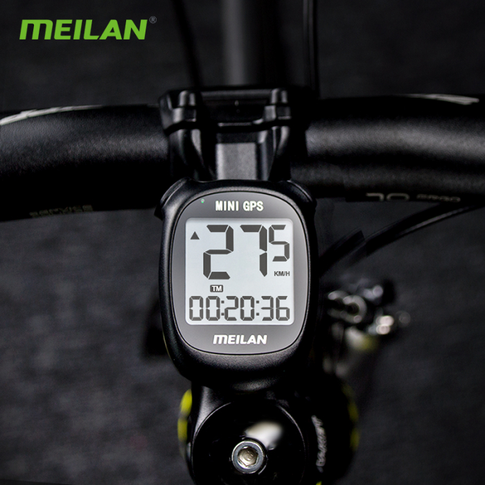 Ciclocomputer de biciciletă cu GPS Meilan M3 2