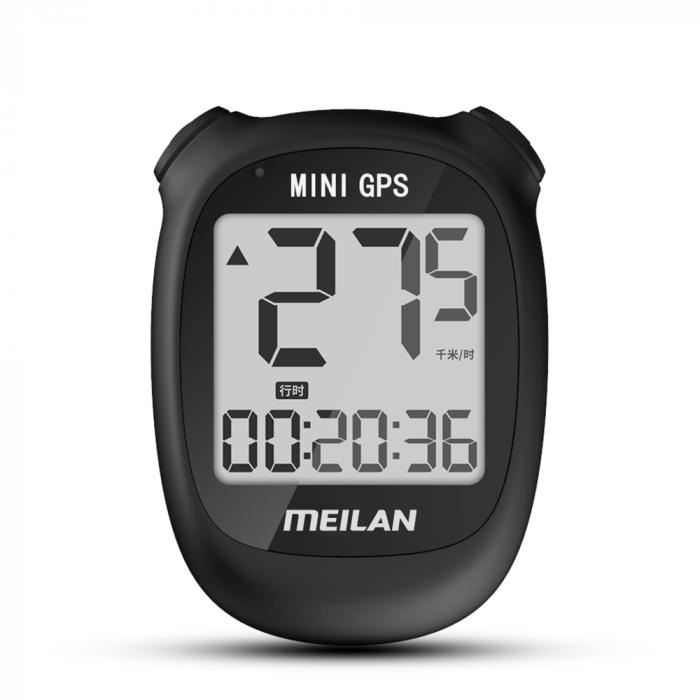 Ciclocomputer de biciciletă cu GPS Meilan M3 1