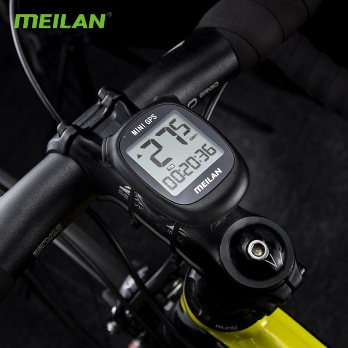 Ciclocomputer de biciciletă cu GPS Meilan M3 3