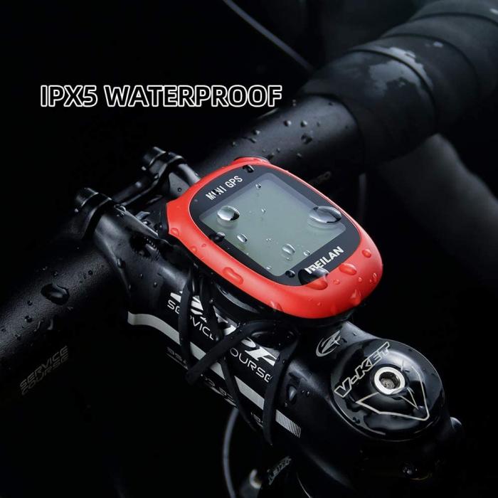 Ciclocomputer de biciciletă cu GPS Meilan M3 [4]
