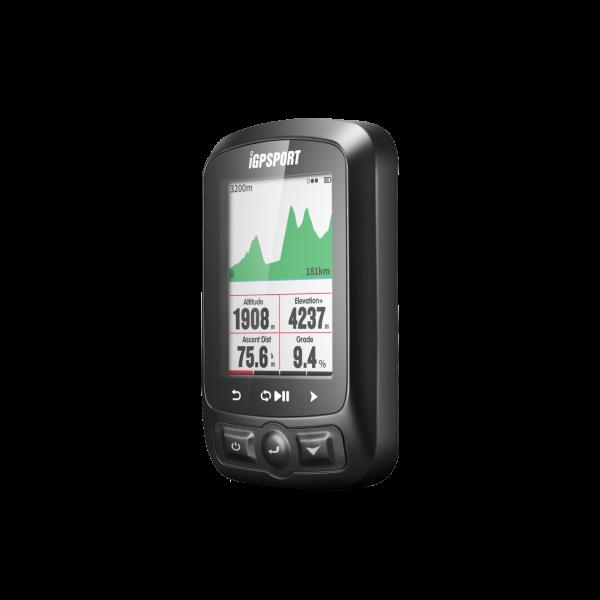Ciclocomputer GPS iGPSPORT iGS 618 2