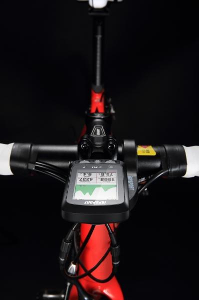 Ciclocomputer GPS iGPSPORT iGS 618 6