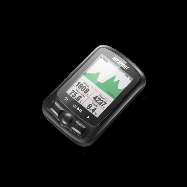 Ciclocomputer GPS iGPSPORT iGS 618 3