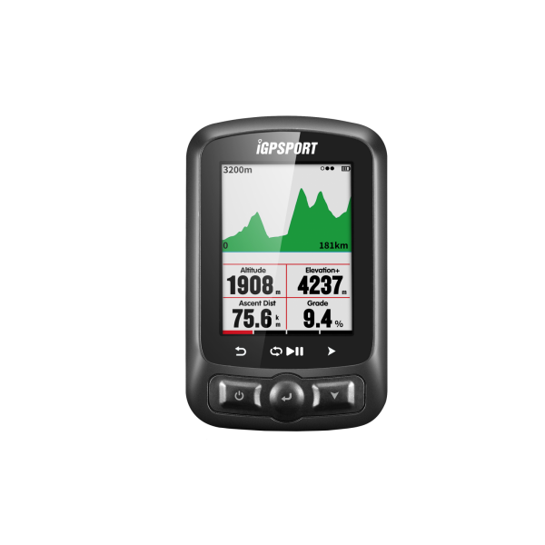 Ciclocomputer GPS iGPSPORT iGS 618 1