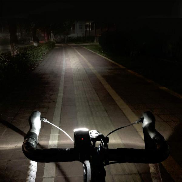 Far bicicleta Meilan X1 3