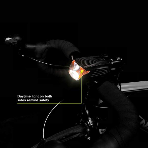 Far bicicleta Meilan X1 4