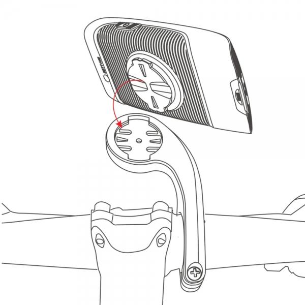 Suport ciclocomputer Meilan C2 [3]