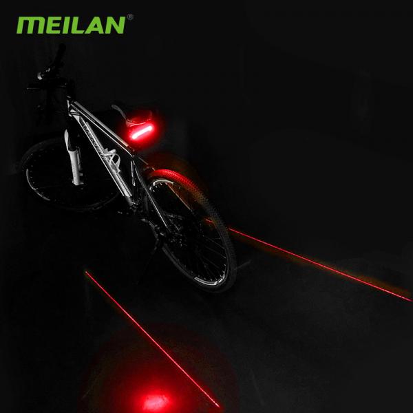lumini bicicleta semnalizator bicicleta wireless meilan x5 5
