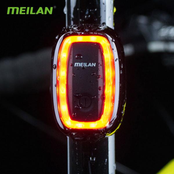 Stop de bicicleta Meilan x6 0