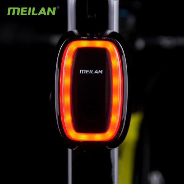 Stop de bicicleta Meilan x6 2