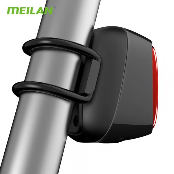 Stop de bicicleta Meilan x6 4
