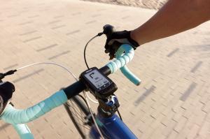 Ciclocomputer cu GPS Meilan M17