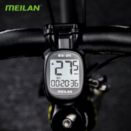 Ciclocomputer de biciciletă cu GPS Meilan M32