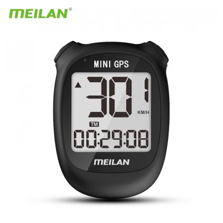 Ciclocomputer de biciciletă cu GPS Meilan M30