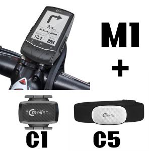 Pachet Meilan M1 + Meilan C1 + Meilan C50