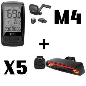Pachet Meilan M4 + Meilan X50