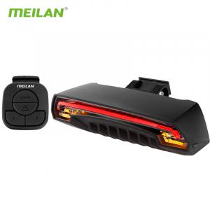 Stop cu semnalizator Wireless Meilan X57