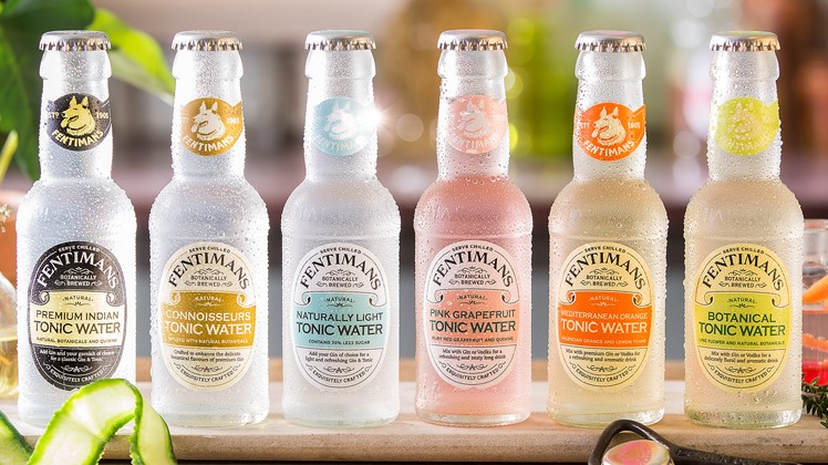Fentimans Mixers 200ML