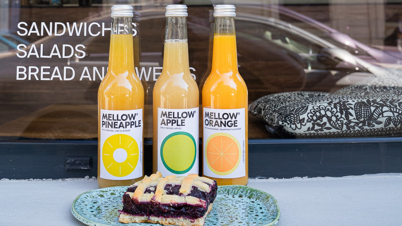 Mellow Juices 330ML