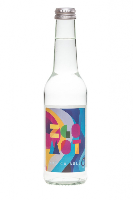Bax Apa Minerala - Zgomot, 24 X 330ML 0
