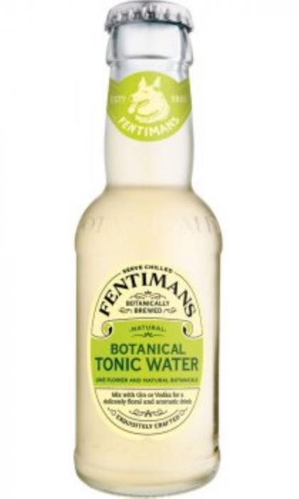 Bax Fentimans Botanical Tonic Water, 24 X 200ML 0