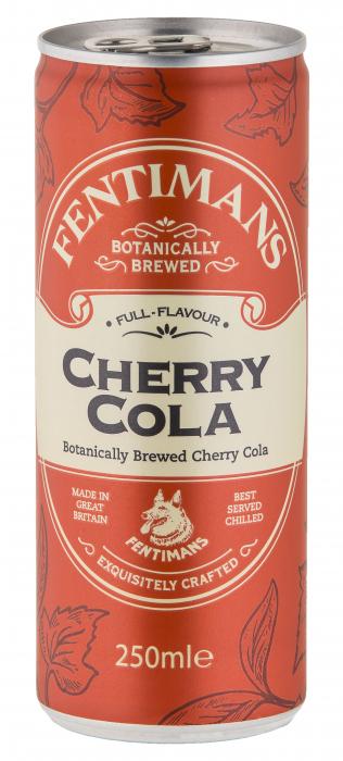 Bax Fentimans Cherry Tree Cola, 24 X 250ML 0