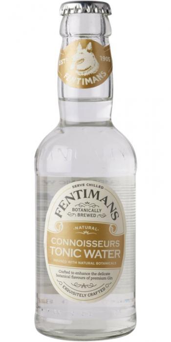 Bax Fentimans Connoisseurs Tonic Water, 24 X 200ML 0